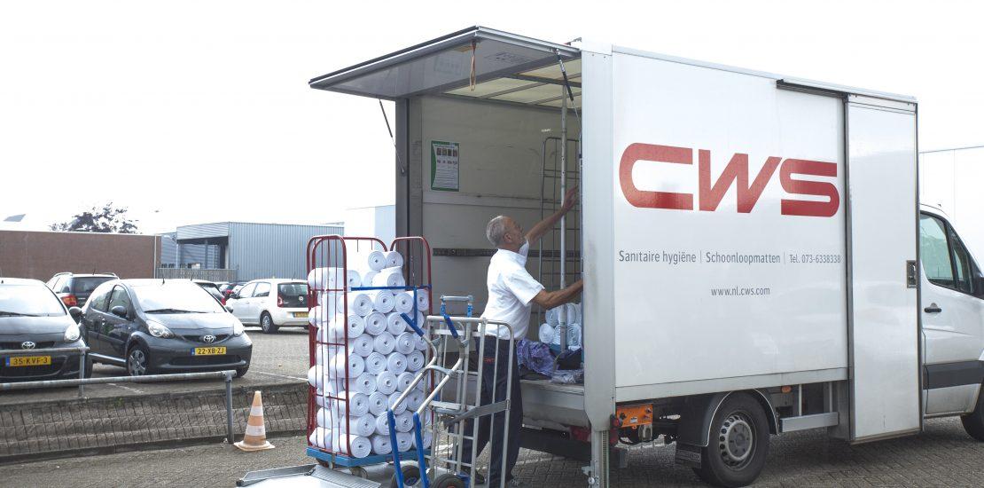 Wagenparkbeheer CWS